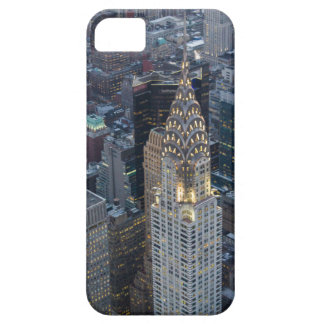 Chrysler Building New York City Aerial Skyline NYC Barely There iPhone 5 Case