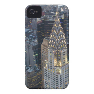 Chrysler Building New York City Aerial Skyline NYC Case-Mate iPhone 4 Case