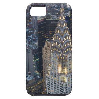 Chrysler Building New York City Aerial Skyline NYC Tough iPhone 5 Case