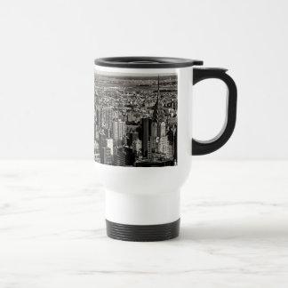 Chrysler Building New York City Skyline Landscape Mug