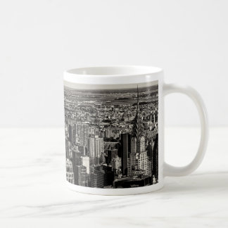 Chrysler Building New York City Skyline Landscape Coffee Mug