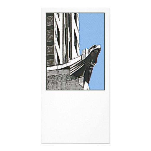 Chrysler Building, NYC Custom Photo Card