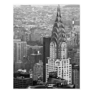 Chrysler Building PHOTO PRINT