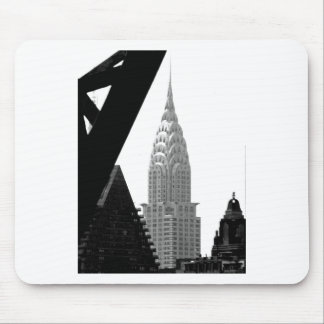 Chrysler Building Spire Mouse Pad