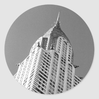 Chrysler Building Stickers