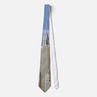 Chrysler Building Tie