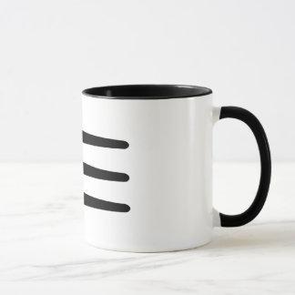 Chrysler Crossfire Side Strake Coffee Mug