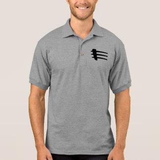 Chrysler Crossfire Side Strake Polo Shirt