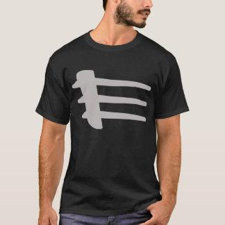 Chrysler Crossfire Silver Side Strake Dark T-Shirt