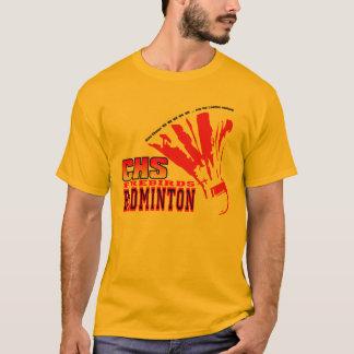 CHS badminton T-Shirt