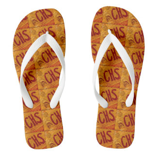 CHS FLIP FLOPS, Wide Straps, Thongs