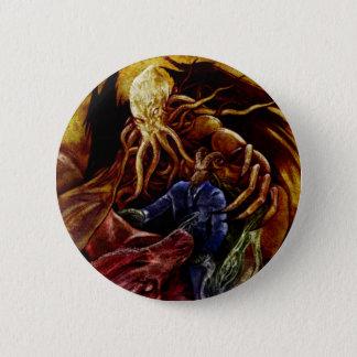 Chthulhu Domine 6 Cm Round Badge