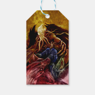 Chthulhu Domine Gift Tags