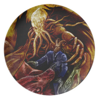 Chthulhu Domine Plate