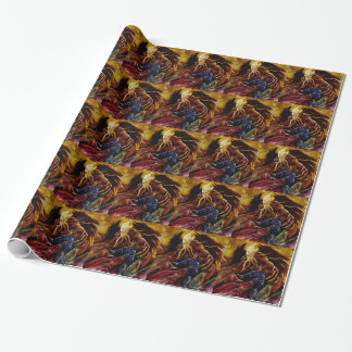 Chthulhu Domine Wrapping Paper