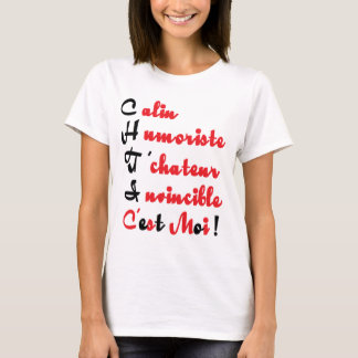 CHTI C IS MOI.PNG T-Shirt