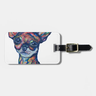 Chuahua Luggage Tag