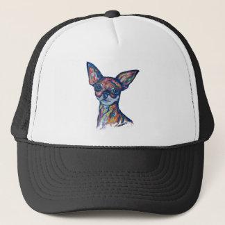 Chuahua Trucker Hat