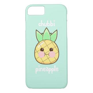 Chubbi Pineapple iPhone 7 Case