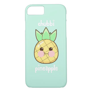 Chubbi Pineapple iPhone 8/7 Case