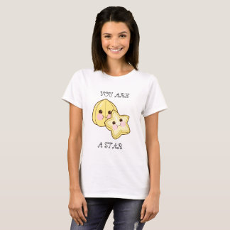 "Chubbi Starfruit ""You Are a Star"" T-Shirt"