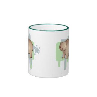 Chubby Bears Ringer Mug