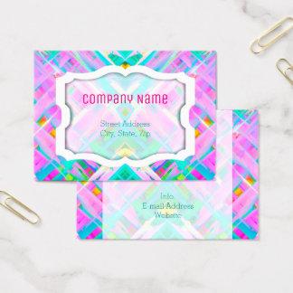 Chubby Business Card Colorful digital art G473