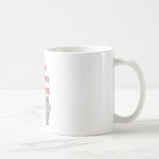 CHUBBY chaser Basic White Mug