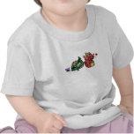 Chubby Dragons T-shirts