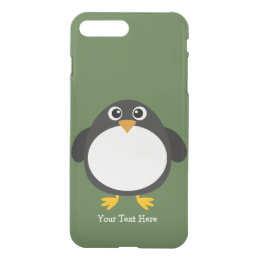 Chubby penguins gifts on zazzle au chubby penguin customizable iphone 8 plus7 plus case negle Image collections