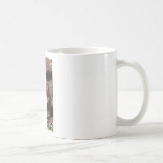 Chubby Prairie Dog Basic White Mug