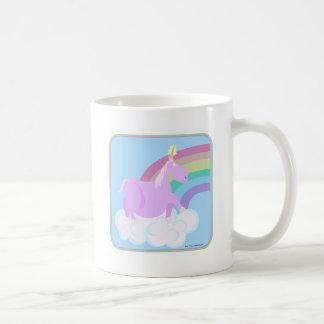 Chubby Unicorn Mugs