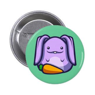 Chubs Bunny Button