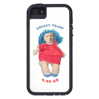 Chucky Donald Trump Doll Case For The iPhone 5