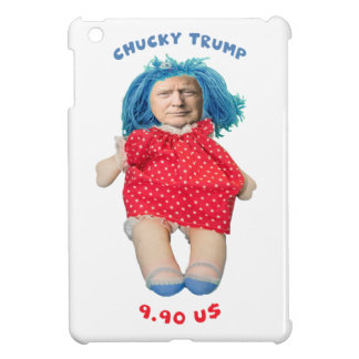 Chucky Donald Trump Doll iPad Mini Covers