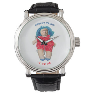 Chucky Donald Trump Doll Watch