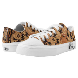 Chumash Native American Art Low Tops