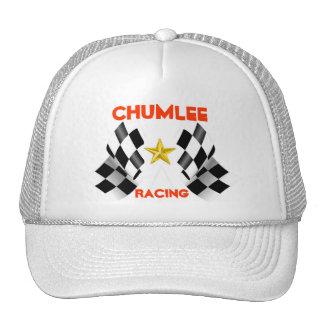 Chumlee Racing, flags, Star, Trucker Hat