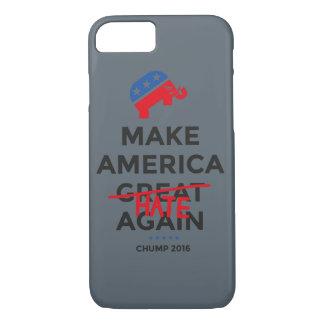 Chump 2016 iPhone Case