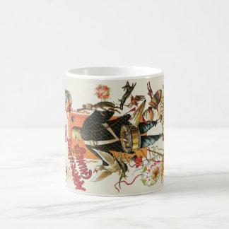 Chung Ling Soo ~ Vintage Chinese Magic Act Mugs
