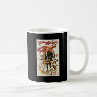 Chung Ling Soo ~ Vintage Chinese Magic Act Coffee Mugs