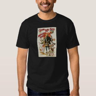Chung Ling Soo ~ Vintage Chinese Magic Act Tshirt