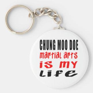 Chung Moo Doe is my life Keychain