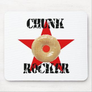 chunk rocker mouse pad