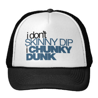 Chunky Dunk Hats