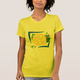 Chunky Lemon Graphic Lemons T-Shirt