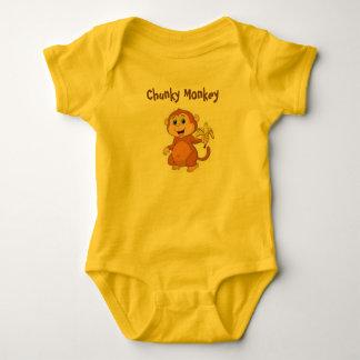 Chunky Monkey Baby Bodysuit