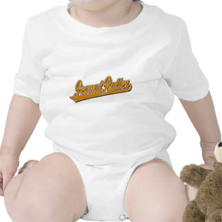 Chunky Peanut Butter Rompers