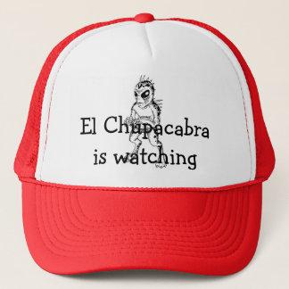 chup, El Chupacabra is watching Trucker Hat