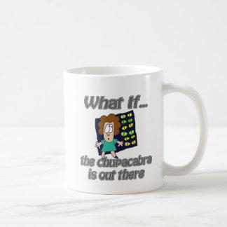 chupacabra coffee mug